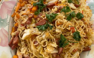 INDOMIE BY SHINY'S DELIGHT